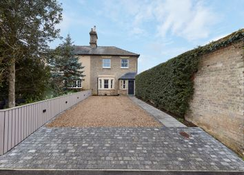 Thumbnail 3 bed detached house for sale in Bell Hill, Histon, Cambridge