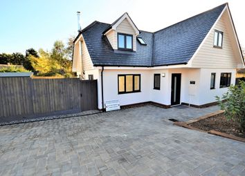 Thumbnail 3 bed detached house for sale in Station Road, Wendens Ambo, Saffron Walden