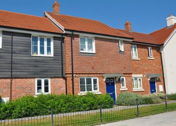 Thumbnail 3 bed terraced house for sale in Hyde Park, Lords Way, Andover