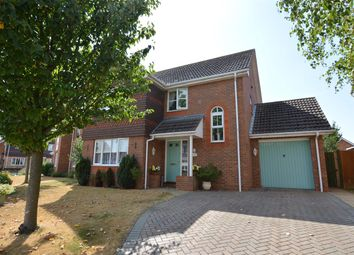 Thumbnail 3 bed detached house for sale in Westside Road, Cranwell, Sleaford