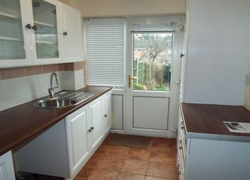 Thumbnail 3 bed town house to rent in Bradman Gardens, Arnold, Nottingham