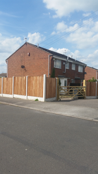 Thumbnail 1 bed semi-detached house to rent in Fleming Way, Flanderwell, Rotherham
