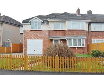 Thumbnail 4 bed terraced house to rent in St. Cuthberts Crescent, Albrighton, Wolverhampton