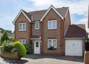 Thumbnail 4 bedroom detached house for sale in Edenbridge Road, Southsea