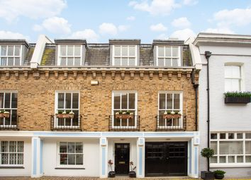 Redcliffe Mews, London SW10. 3 bed mews house