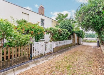 Thumbnail 2 bed property to rent in Belle Vue Cottages, Chsiwick Mall, Chiswick