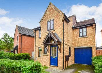 Thumbnail 3 bed detached house for sale in Abbeydore Grove, Monkston, Milton Keynes