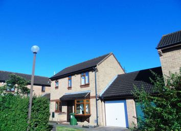 Thumbnail 3 bed link-detached house for sale in Brearley Ave, Oldbrook, Milton Keynes, Buckinghamshire
