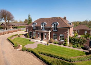 Thumbnail 6 bed detached house for sale in Manor Rise, Bearsted, Maidstone