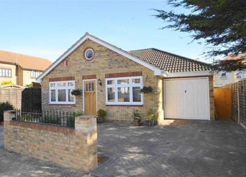 Thumbnail 2 bedroom detached bungalow for sale in Droitwich Avenue, Southend-On-Sea