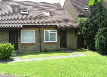 Thumbnail 1 bed end terrace house to rent in Colburn Crescent, Burpham