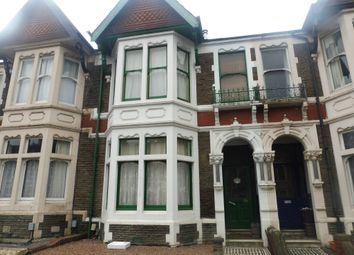 Thumbnail 1 bedroom flat for sale in Shirley Road, Roath, Cardiff