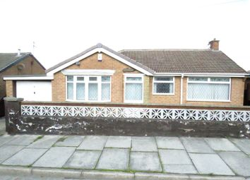 Thumbnail 2 bed detached bungalow for sale in Woodlands Road, Normanby, Middlesbrough