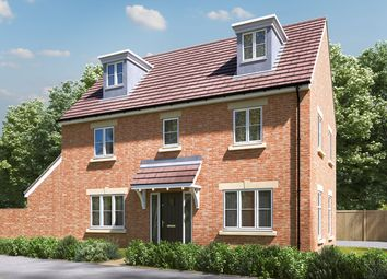 "Thumbnail 4 bedroom detached house for sale in ""The Aston"" at Pamington, Tewkesbury"