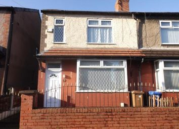 Thumbnail 3 bed semi-detached house for sale in Holly Street, Droylsden, Manchester, Greater Manchester