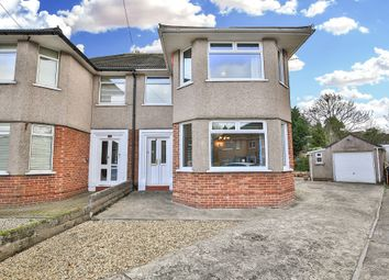Thumbnail 3 bed semi-detached house for sale in Mavis Grove, Rhiwbina, Cardiff