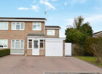 Thumbnail 4 bed semi-detached house for sale in Burbage Avenue, Stratford-Upon-Avon