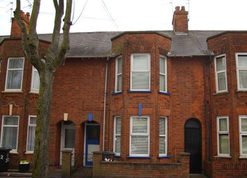Thumbnail 2 bed flat to rent in Fosse Road South, Leicester