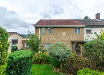 Thumbnail 3 bed semi-detached house for sale in Newman Road, Trevethin, Pontypool, Monmouthshire.