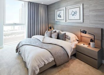 Thumbnail 3 bed flat for sale in Waterford Point, Nine Elms Point
