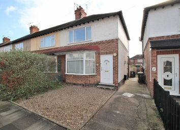 Thumbnail 2 bed terraced house for sale in Robinet Road, Beeston, Nottingham