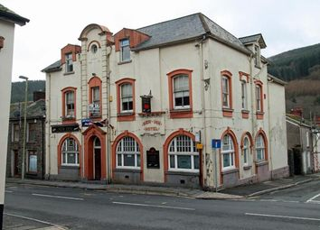 Thumbnail Pub/bar for sale in Baglan Street, Treorchy