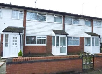 Thumbnail 2 bedroom town house for sale in Heywood Street, Bury