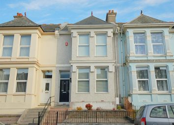 Thumbnail 3 bed terraced house for sale in Beresford Street, Plymouth