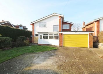 Thumbnail 4 bed detached house for sale in St. Georges Road, Hayling Island
