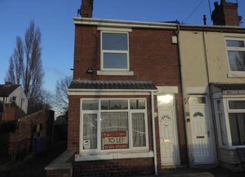 Thumbnail 2 bed terraced house to rent in Alpha Street, Toll Bar, Doncaster