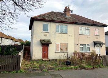 3 bed semi-detached house for sale in Whitehurst Street, Allenton, Derby DE24