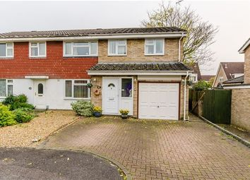 Thumbnail 4 bed semi-detached house for sale in Doggett Road, Cherry Hinton, Cambridge
