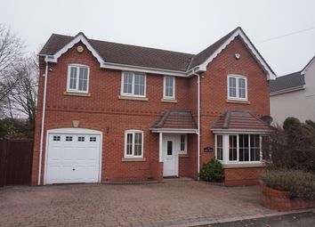 Thumbnail 4 bed detached house for sale in Valley Lane, Wilnecote, Tamworth