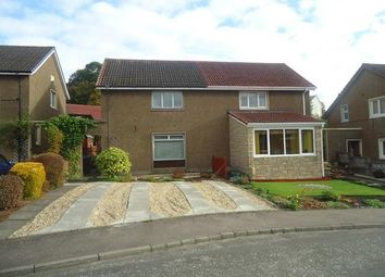 Thumbnail 2 bed semi-detached house to rent in Glebe Road, Kincardine
