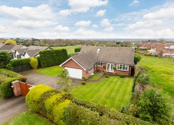 Thumbnail 4 bed bungalow for sale in Wood Lane South, Adlington, Macclesfield