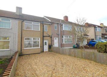 Thumbnail 3 bed terraced house for sale in New Cheltenham Road, Kingswood, Bristol