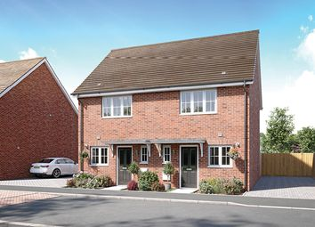 """Thumbnail 2 bed property for sale in """"The Lulworth"""" at Factory Hill, Tiptree, Colchester"""