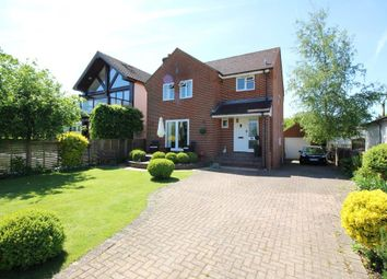 Thumbnail 4 bed detached house for sale in River Gardens, Purley On Thames, Reading