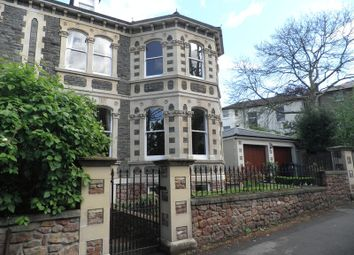 Thumbnail 1 bed flat to rent in Hanbury Road, Clifton, Bristol