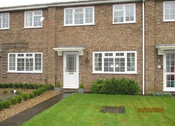 Thumbnail 3 bed terraced house to rent in Harewood Close, Langham, Oakham
