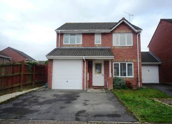 Thumbnail 4 bed detached house to rent in Blackberry Drive, Barry, Vale Of Glamorgan