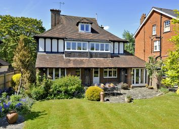 Thumbnail 4 bed detached house to rent in London Road, Guildford