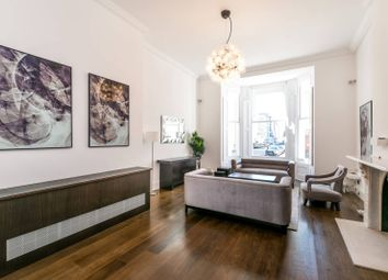 Thumbnail 3 bed flat for sale in Elvaston Place, South Kensington