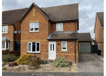 Thumbnail 4 bed detached house for sale in Watergall Close, Southam