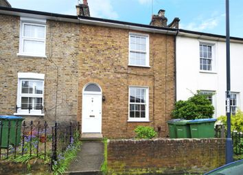 Thumbnail 3 bed terraced house to rent in Walnut Tree Road, Greenwich, London