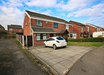 Thumbnail 3 bed town house for sale in Kinlet Road, Wigan