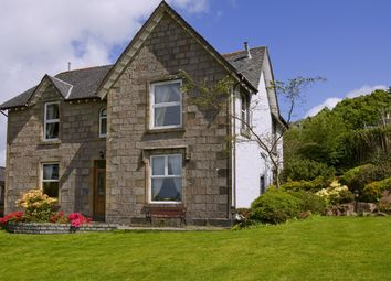 Thumbnail 8 bed detached house for sale in The Old Manse, Dalriach Road, Oban