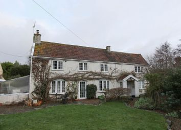 Thumbnail 5 bed detached house for sale in Back Lane, Kingston Seymour, Clevedon
