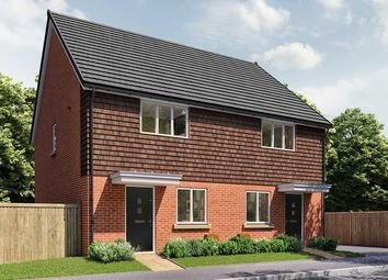 """2 bed terraced house for sale in """"The Cartwright"""" at Fox Hill, Haywards Heath RH16"""
