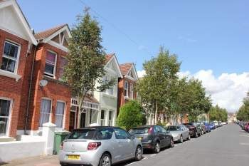 Thumbnail 1 bed flat to rent in Maldon Road, Brighton